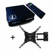 f44f459f28688 Foto del producto Tv box smart tv Ledstar de 2gb ram + soporte de tv móvil